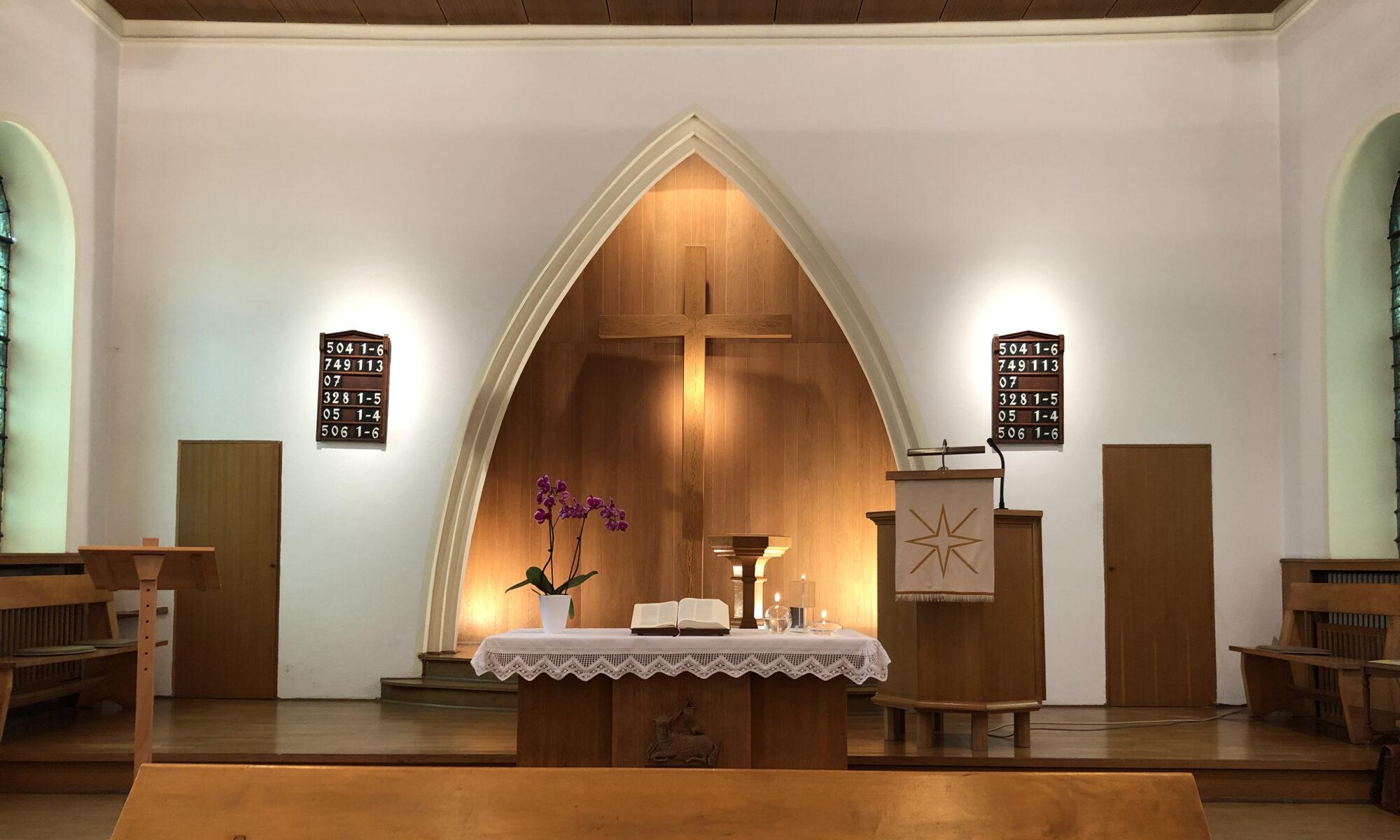 Protestantisch-Reformierte Kirche von Luxemburg